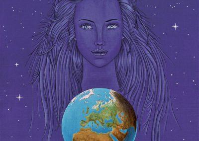 Le visage de Gaia